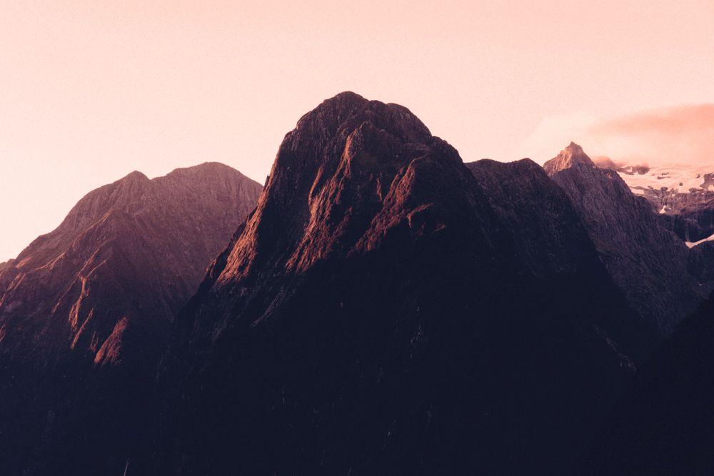 Rust berg