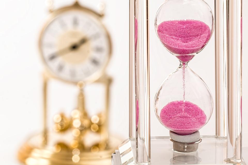 tijd bestaat niet