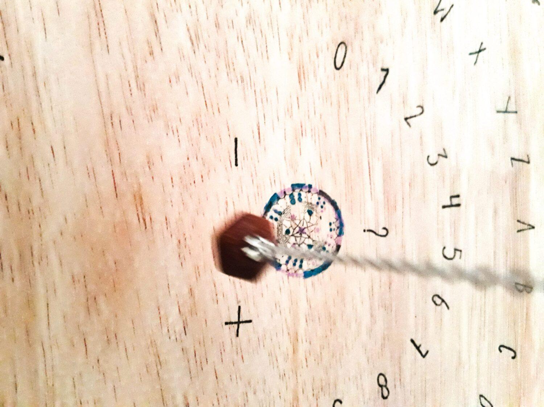 pendelmat hout groot actie