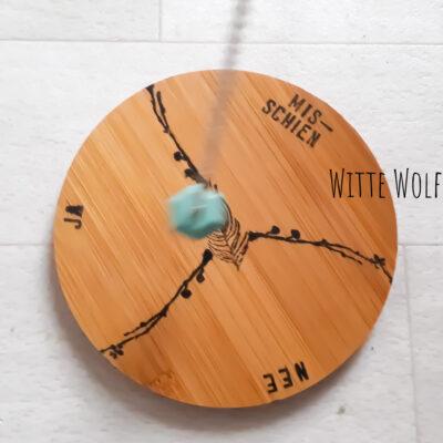 pendelmat hout actie NL