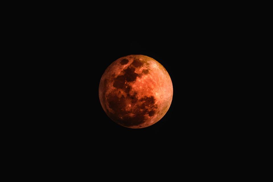 De volle maan van 9 maart