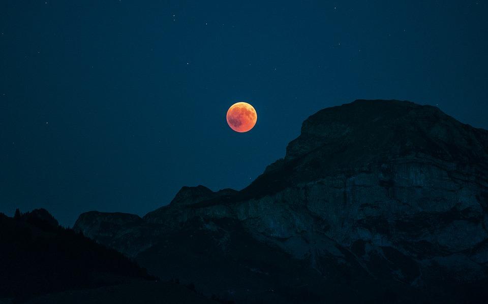 de volle maan van 5 juli