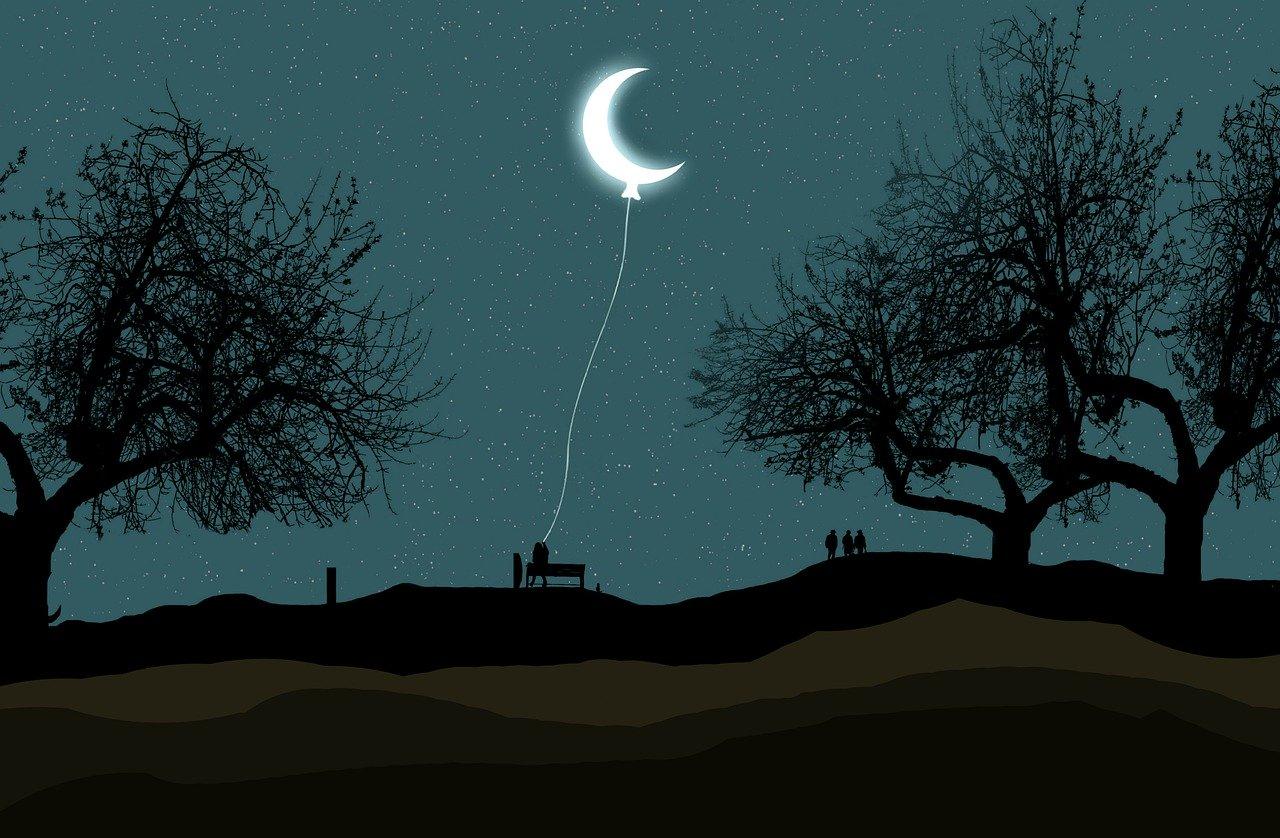 de nieuwe maan van 17 september