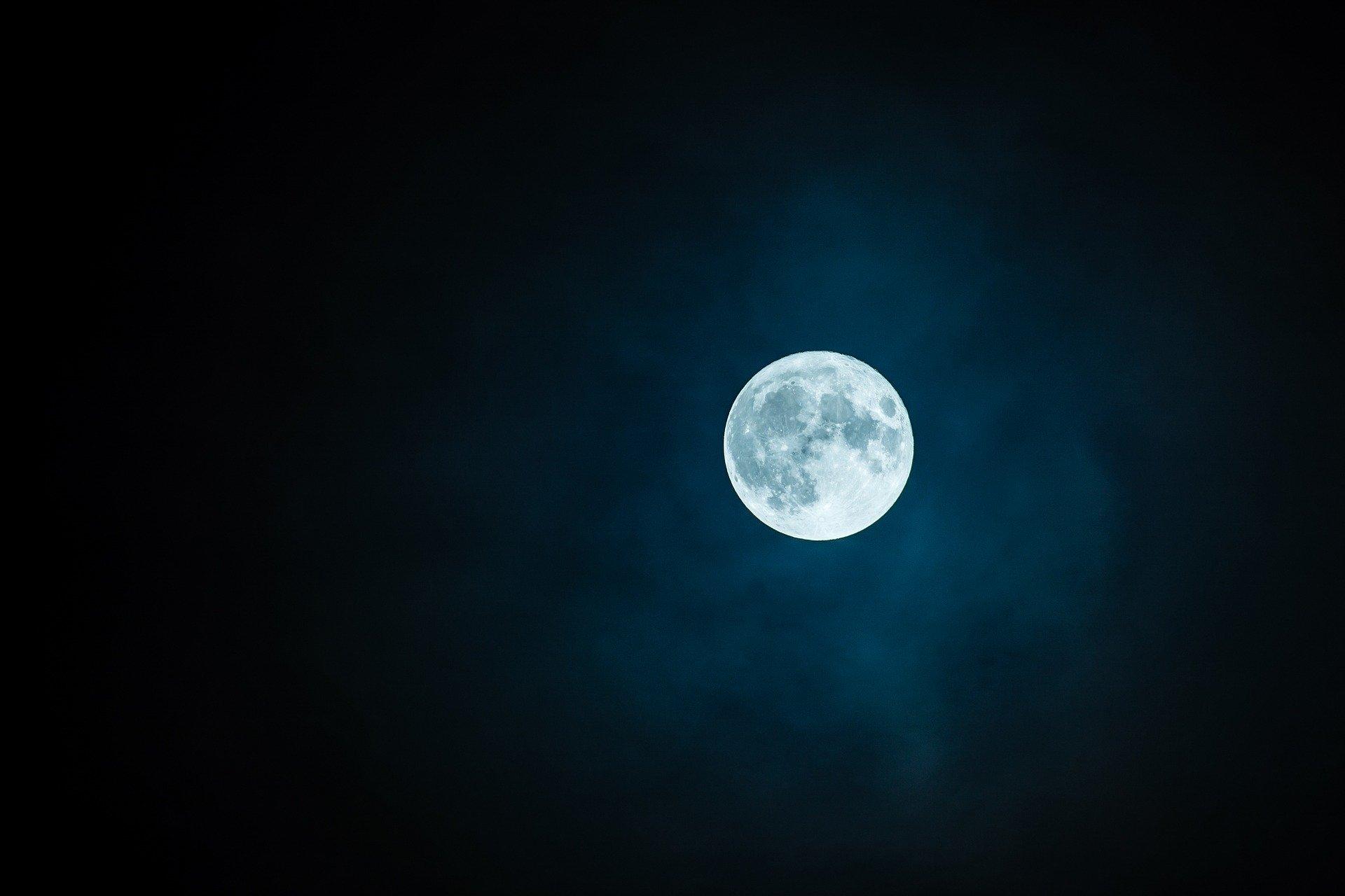volle maan van 1 oktober
