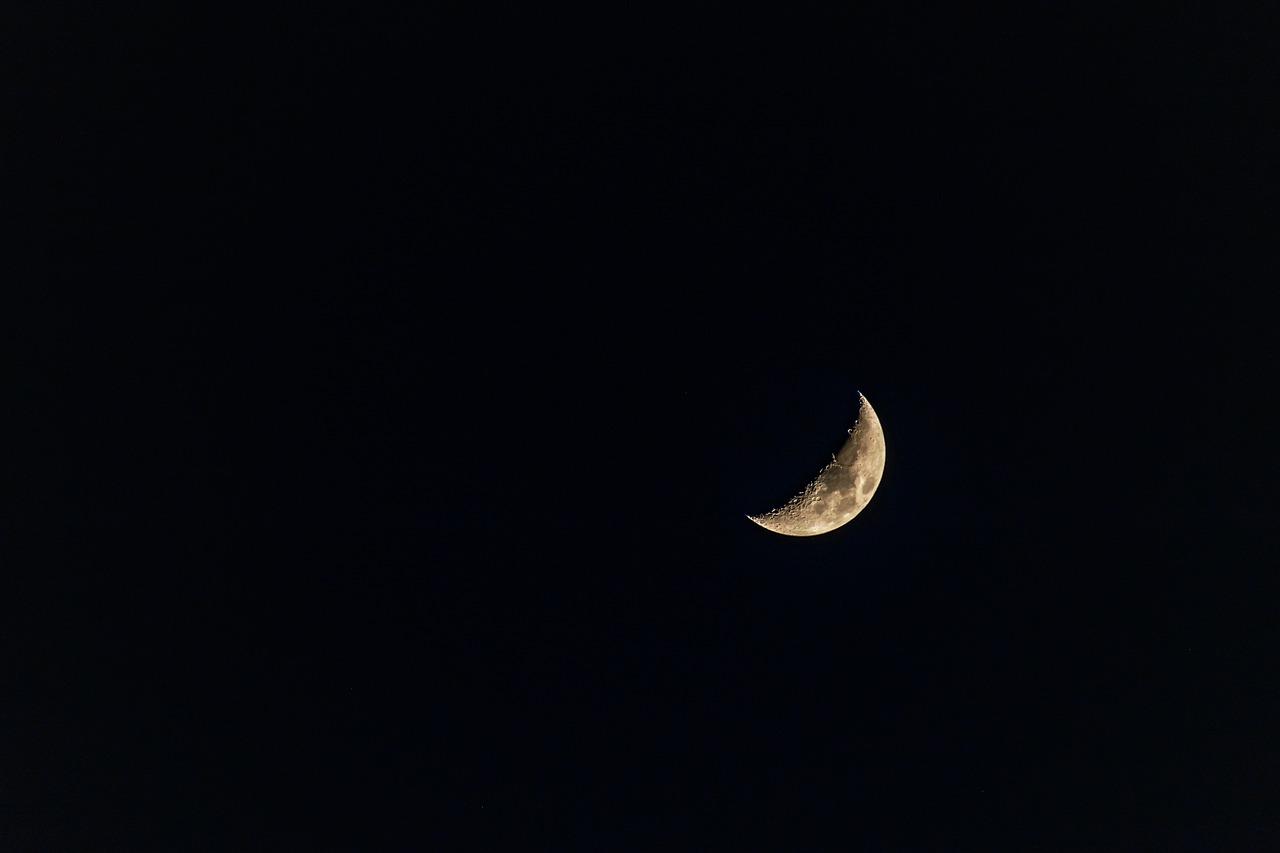 nieuwe maan van 16 oktober
