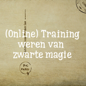Training weren van zwarte magie