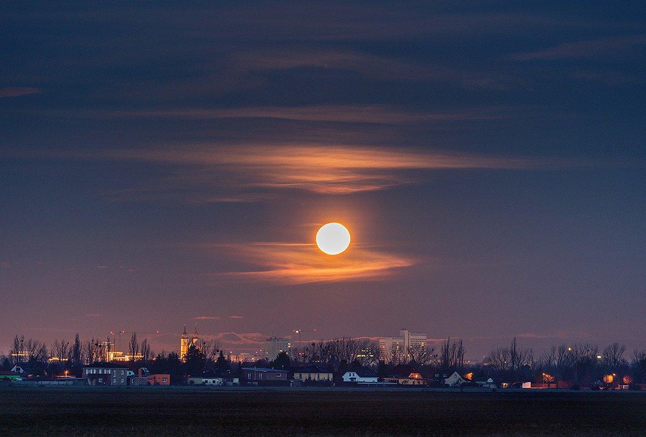 De volle maan van 28 maart 2021