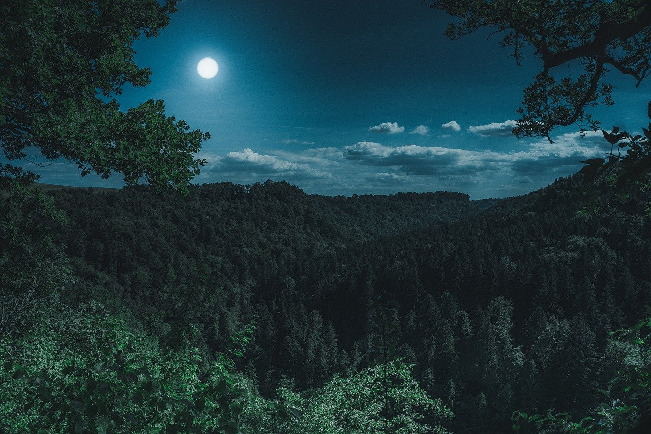 De volle maan van 26 mei 2021